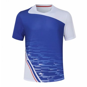 Fashion Badminton Free Style Training Jersey Shirt Style 263